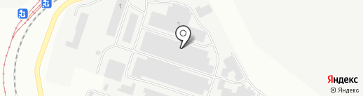 МИТех на карте Магнитогорска