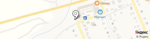 Цемент на карте Агаповки