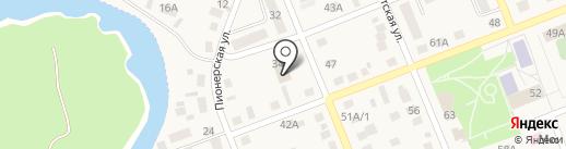 Комплексный центр социального обслуживания населения на карте Агаповки