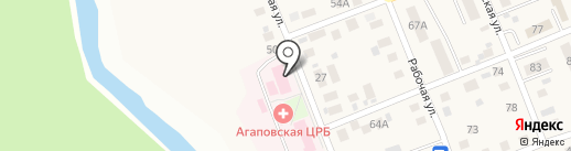 АльфаСтрахование-ОМС на карте Агаповки