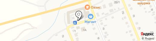 ВЕСЬ КРЕПЕЖ на карте Агаповки