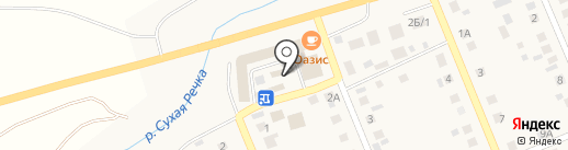 Чистое перышко на карте Агаповки