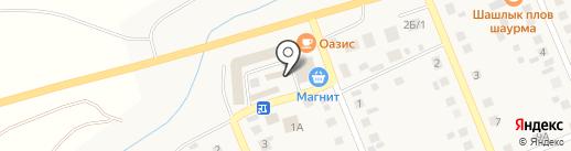 Антикризисный магазин на карте Агаповки