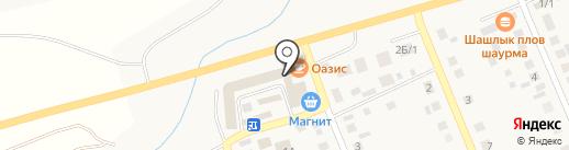 Строитель на карте Агаповки