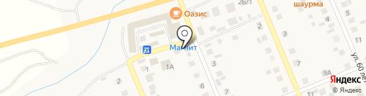 777 на карте Агаповки