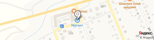 Банкомат, Кредит Урал банк на карте Агаповки