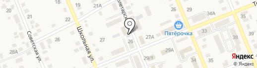 Магазин на карте Агаповки