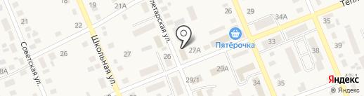 Faberlic на карте Агаповки