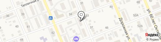 Модуль на карте Агаповки