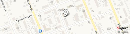 Судебный участок №1 Агаповского района на карте Агаповки
