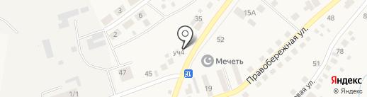 Шиномонтажная мастерская на Октябрьской на карте Агаповки