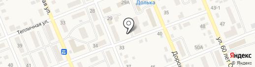 Судебный участок №2 Агаповского района на карте Агаповки