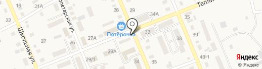 Инспекция государственного надзора за техническим состоянием самоходных машин и других видов техники Агаповского района на карте Агаповки