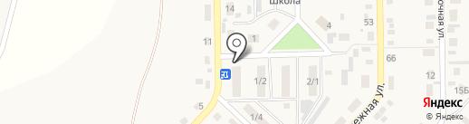 Аптека на карте Агаповки