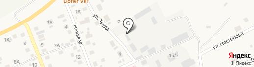 Платежный терминал, АИБ Челябинвестбанк, ПАО на карте Агаповки