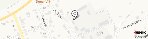 Платежный терминал, Челябинвестбанк на карте Агаповки