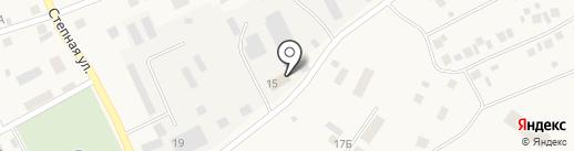 Отдел ГИБДД по Агаповскому району на карте Агаповки