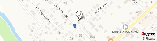 Отдел ГИБДД Управления МВД по Верхнеуральскому району на карте Верхнеуральска