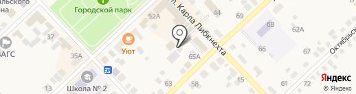 Торгово-производственная компания на карте Верхнеуральска