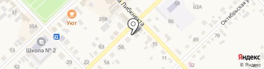 СтройКомплект на карте Верхнеуральска