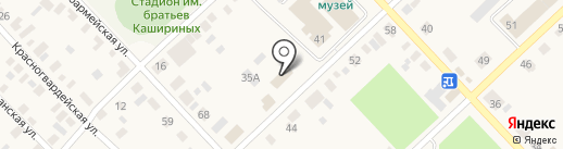 Росгосстрах на карте Верхнеуральска