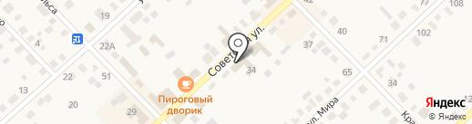 Уполномоченная бухгалтерия на карте Верхнеуральска