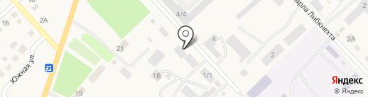Челябэнергосбыт, ПАО на карте Верхнеуральска