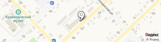 Ростелеком, ПАО на карте Верхнеуральска