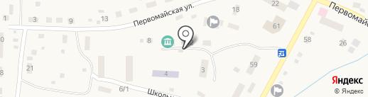Магазин алкогольной продукции Базаров Ю.Н. на карте Желтинского
