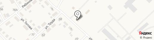 Отдел государственного пожарного надзора Верхнеуральского муниципального района МЧС России на карте Верхнеуральска