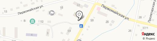 Хозстрой, магазин хозтоваров на карте Желтинского