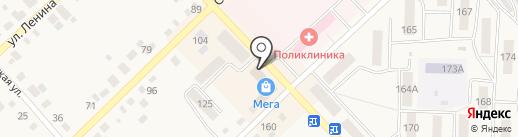 Smart на карте Верхнеуральска