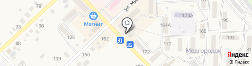 Банкомат, Сбербанк, ПАО на карте Верхнеуральска