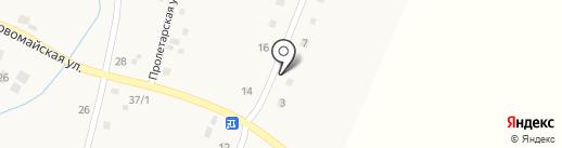 Круиз-Авто на карте Желтинского