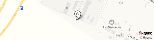 БуранТрансСервис на карте Буранного
