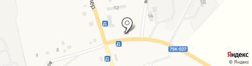 Автоцентр на карте Буранного