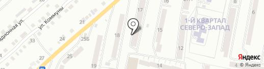 Арт-салон на карте Златоуста