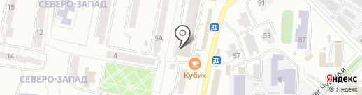 ФОРМАТСИТИ на карте Златоуста