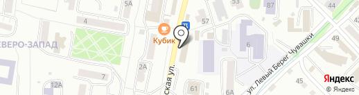 Магнит на карте Златоуста