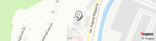 ЗлатПивТорг на карте Златоуста