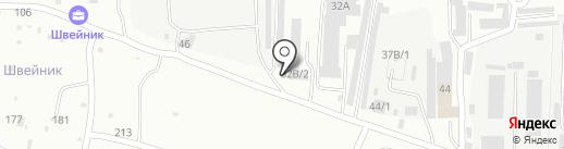 ХИМ-ТРЕЙД на карте Златоуста
