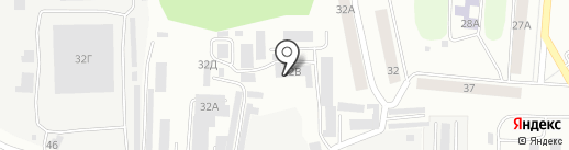 Артём на карте Златоуста