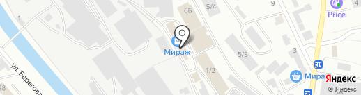Оптово-розничный магазин на карте Златоуста