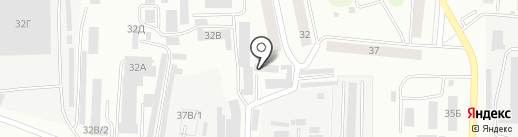 Уралспецавтоматика на карте Златоуста