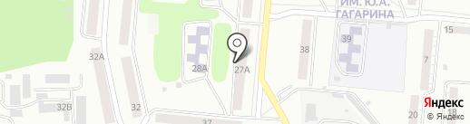 Торгово-монтажная компания оконных систем на карте Златоуста