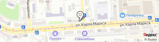 OZON.ru на карте Златоуста
