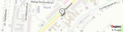 Уголовно-исполнительная инспекция России по Ленинскому району г. Златоуста на карте Златоуста