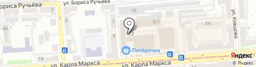 Центр Бытовых Услуг на карте Златоуста