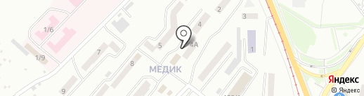 BERЁZA на карте Златоуста