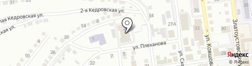 УралстроймонтажС на карте Златоуста
